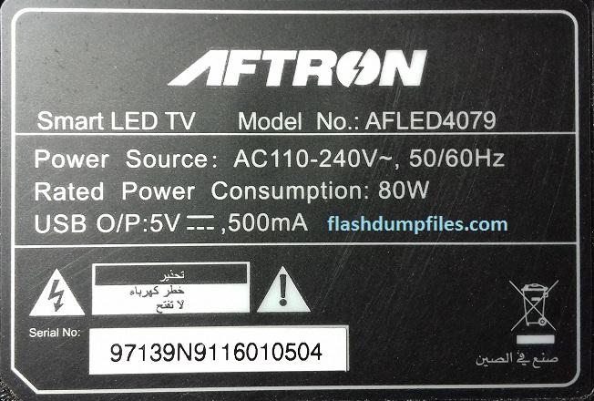 DUMP-AFTRON-AFLED4070