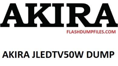 AKIRA-JLEDTV50W-SOFTWARE