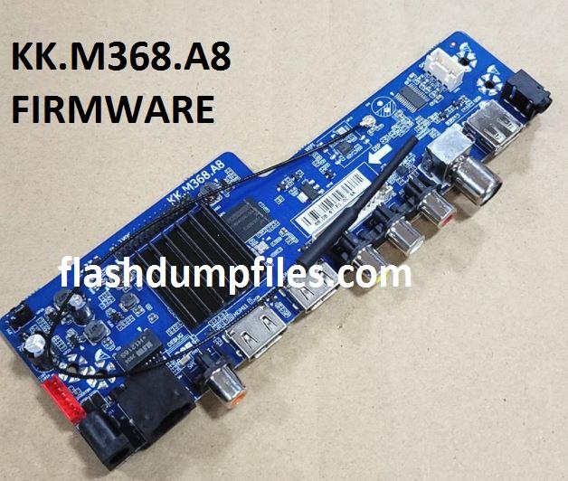 kk.m368.a8_firmware